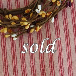 Other - my items that sold are listed here